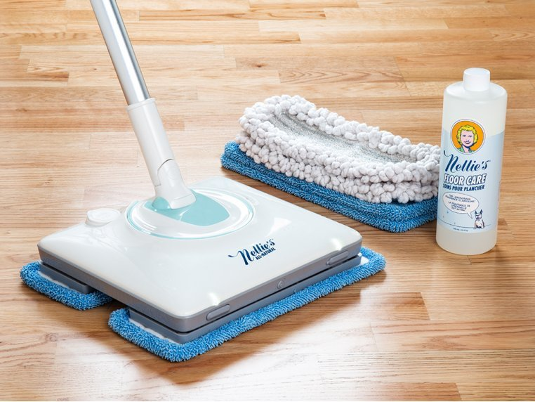 Oscillating Floor Mop by Nellie's WOW Mop - 1