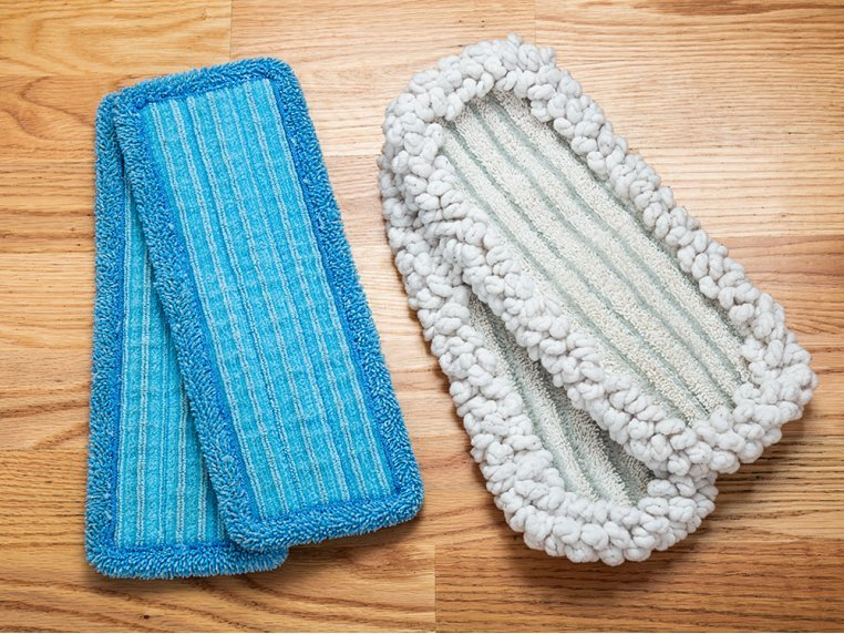 Floor Mop Cleaning Pads by Nellie's WOW Mop - 1