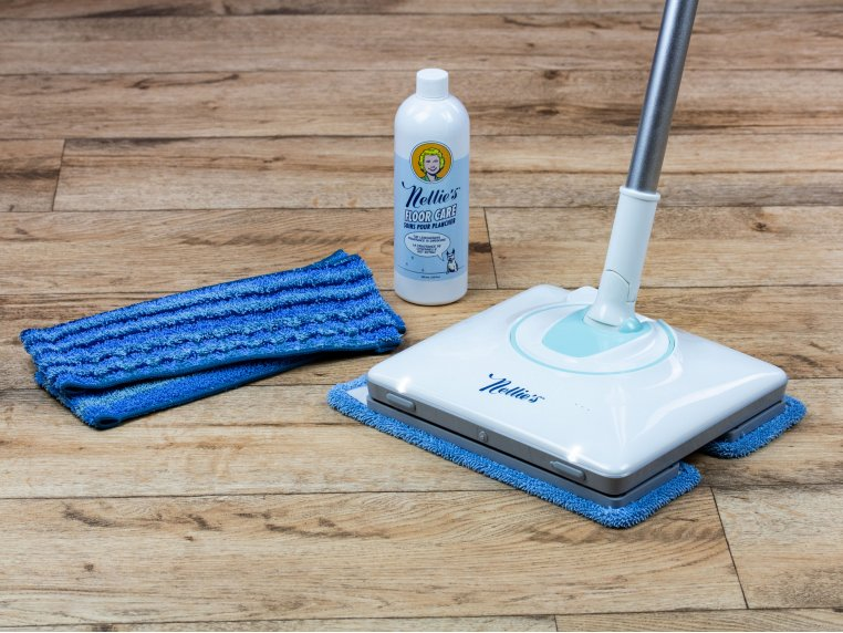 Oscillating Floor Mop by Nellie's - 1