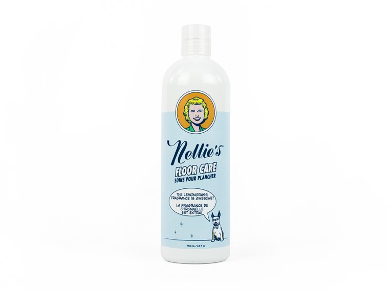 Floor Care Cleaning Solution by Nellie's - 3