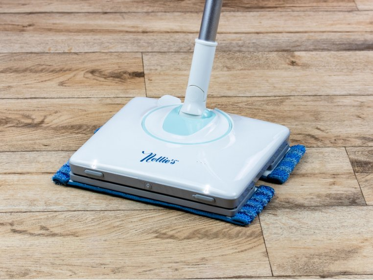 Dual Action Floor Mop Cleaning Pads by Nellie's - 1