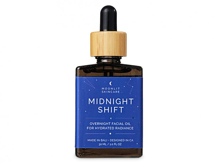 Nighttime Hydrating Facial Oil by Moonlit Skincare - 3