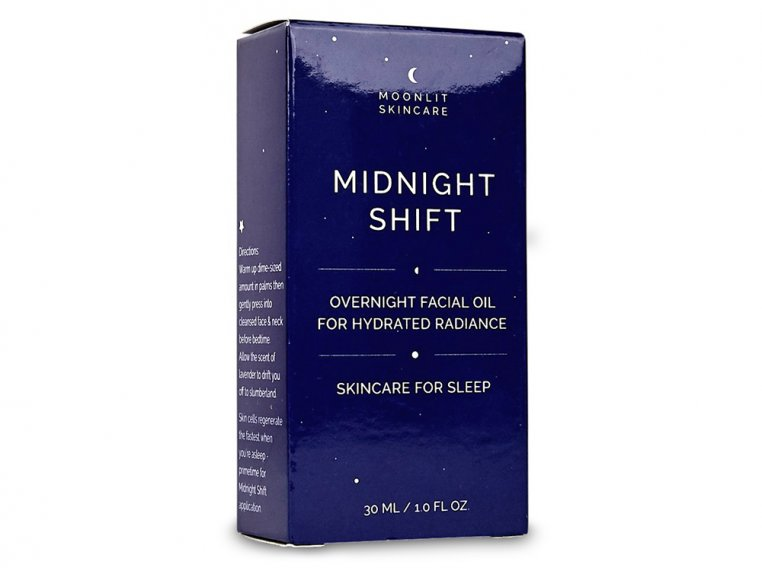 Nighttime Hydrating Facial Oil by Moonlit Skincare - 4