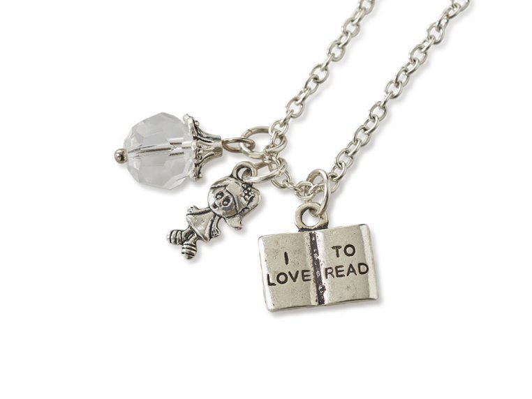Inspirational Charm Necklace by Smart Girls Jewelry - 5
