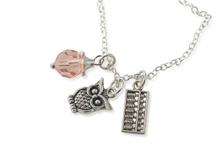 Inspirational Charm Necklace by Smart Girls Jewelry - 6
