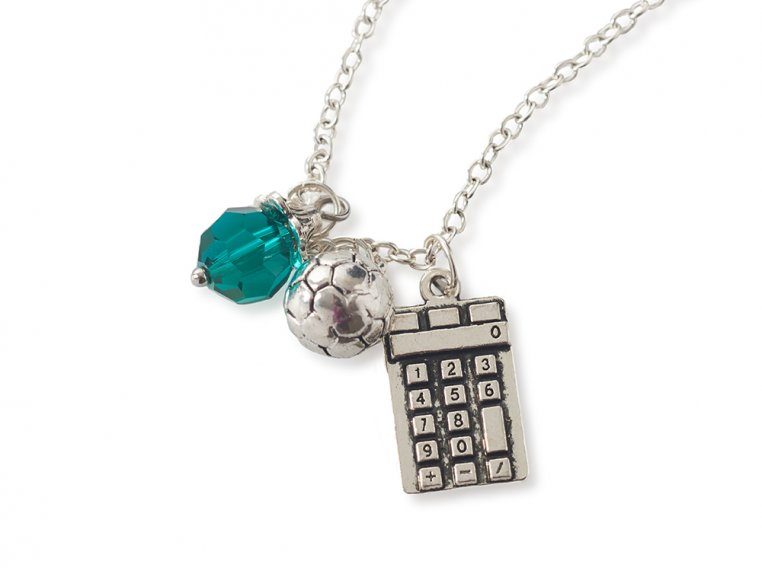 Inspirational Charm Necklace by Smart Girls Jewelry - 7