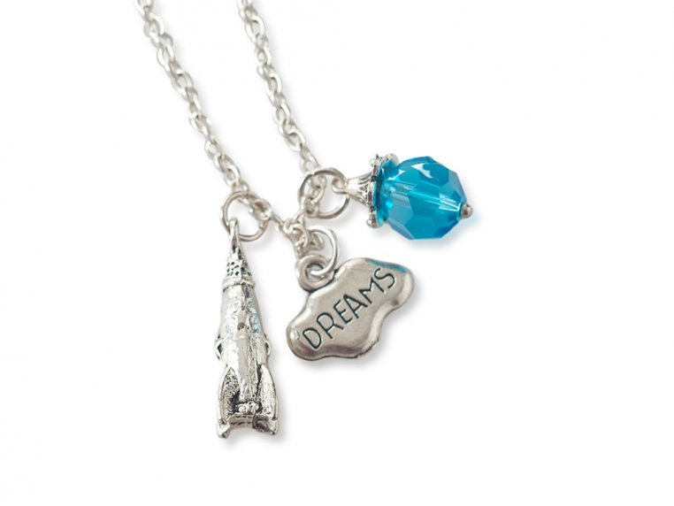 Inspirational Charm Necklace by Smart Girls Jewelry - 9