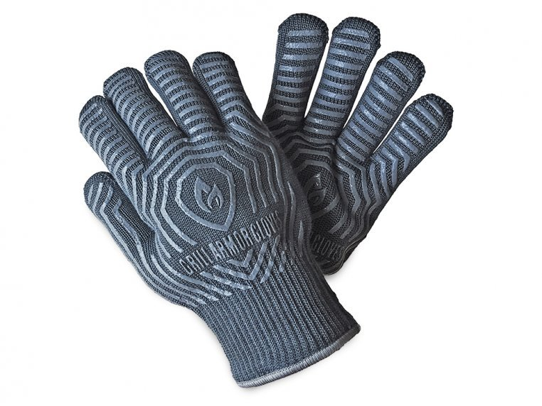 Heat-Resistant Cooking & Grilling Gloves by Grill Armor Gloves - 7