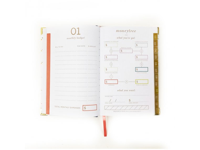 2020 Inspirational Daily Planner by lake + loft - 6
