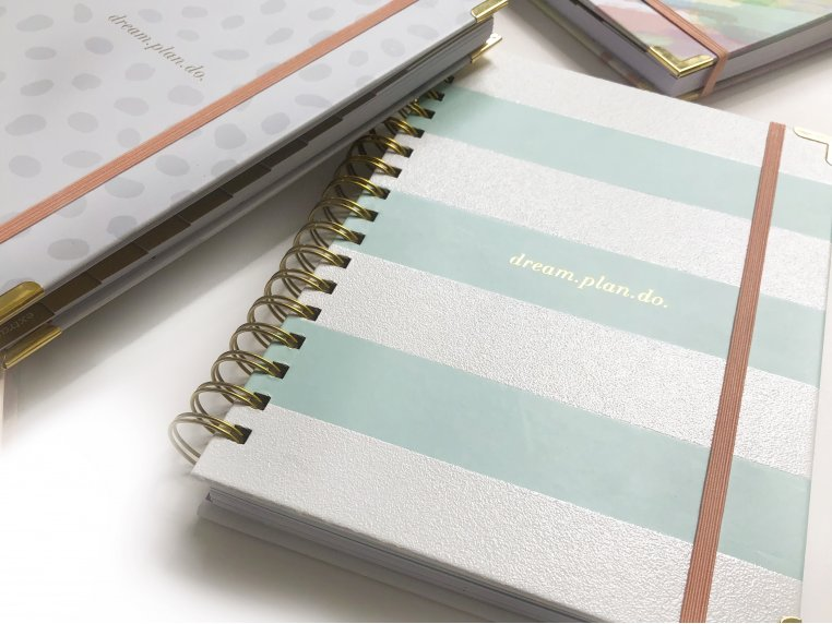 Undated Weekly Dream Plan Do Planner by lake + loft - 4