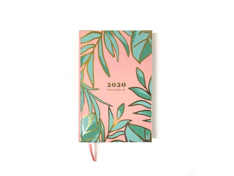 2020 Inspirational Daily Planner by lake + loft - 11