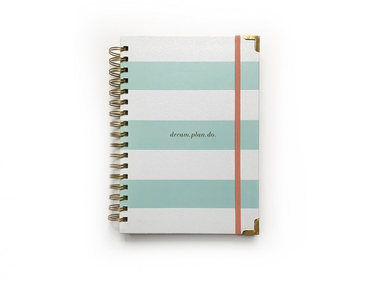 Undated Weekly Dream Plan Do Planner by lake + loft - 11
