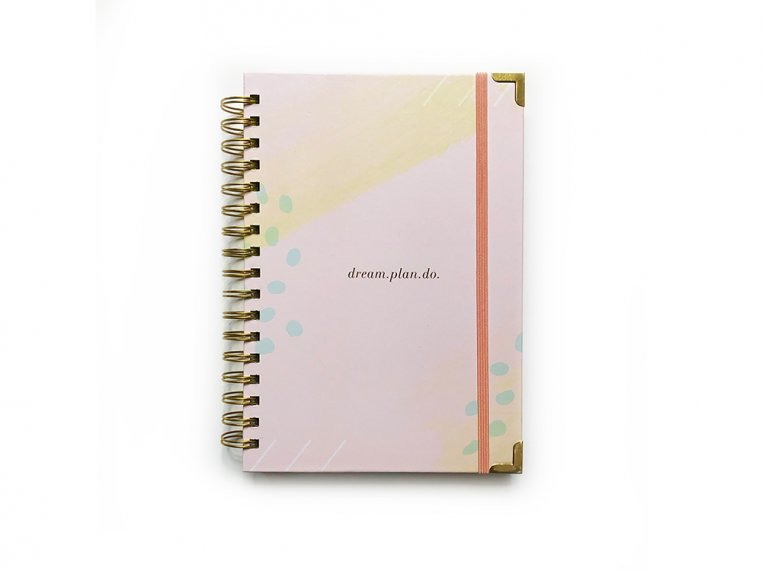 Undated Weekly Dream Plan Do Planner by lake + loft - 12
