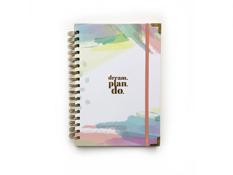 Undated Weekly Dream Plan Do Planner by lake + loft - 13