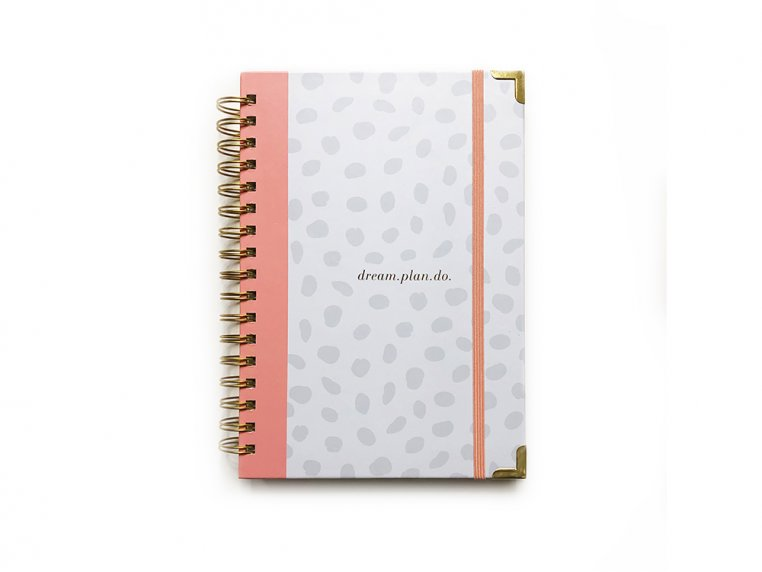 Undated Weekly Dream Plan Do Planner by lake + loft - 14