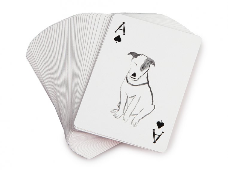 Pack of Dogs Playing Cards by Artiphany - 5