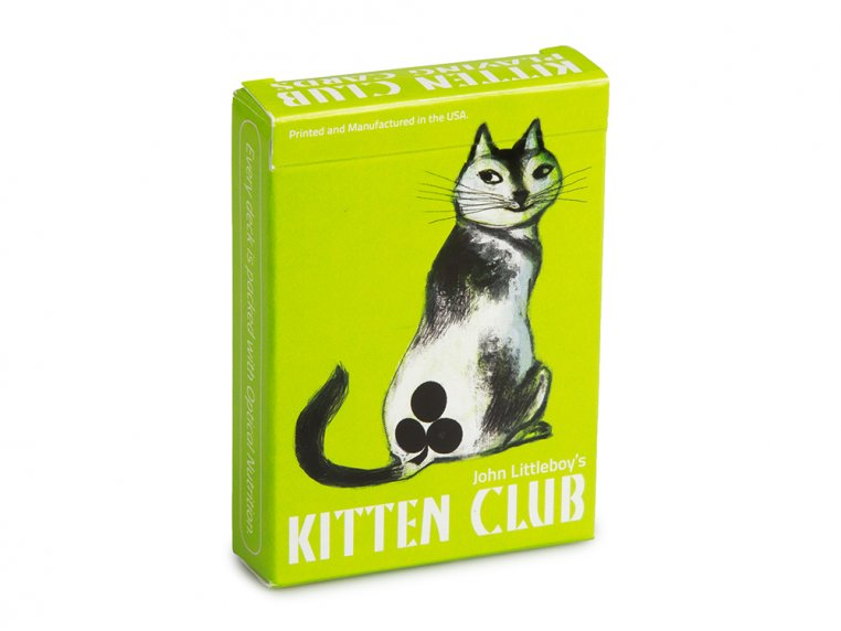 Kitten Club Playing Cards by Artiphany - 6