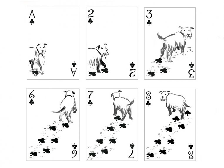 Pack of Dogs Playing Cards by Artiphany - 3