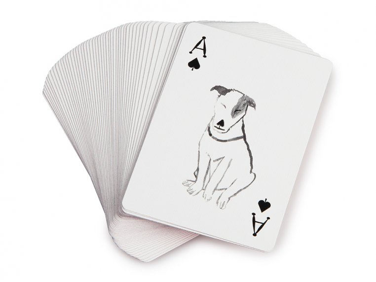 Pack of Dogs Playing Cards by Artiphany - 4