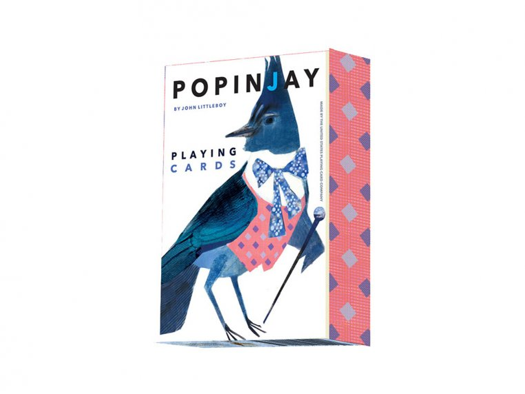 Flock of Birds Playing Cards by Artiphany - 6