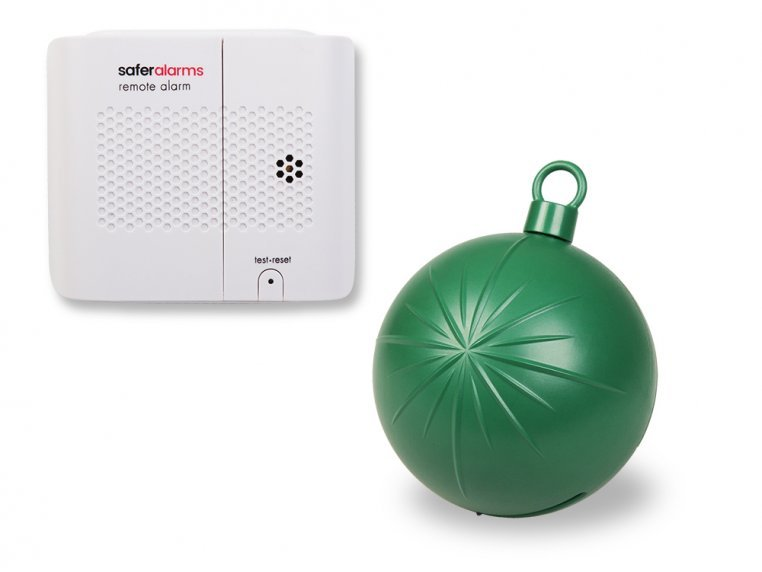 Wireless Christmas Tree Fire Alarm by Safer Alarms - 3