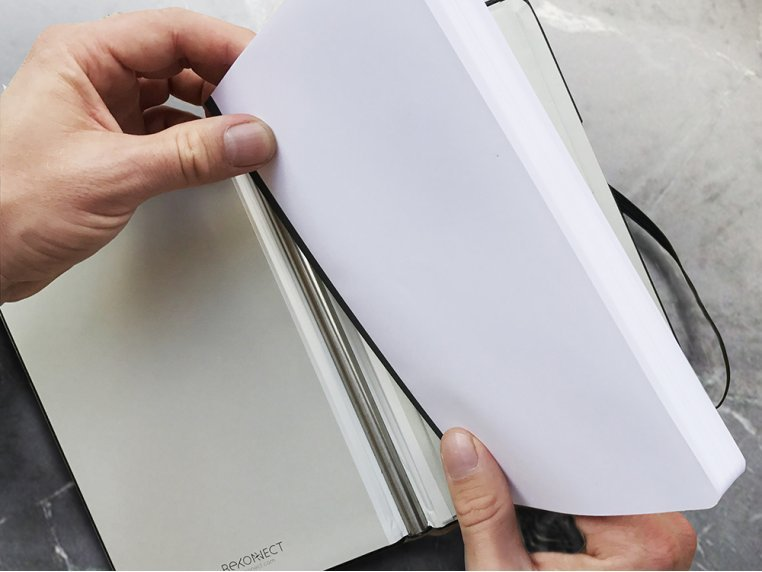 Magnetic Notebook Refill Paper by Rekonect - 2