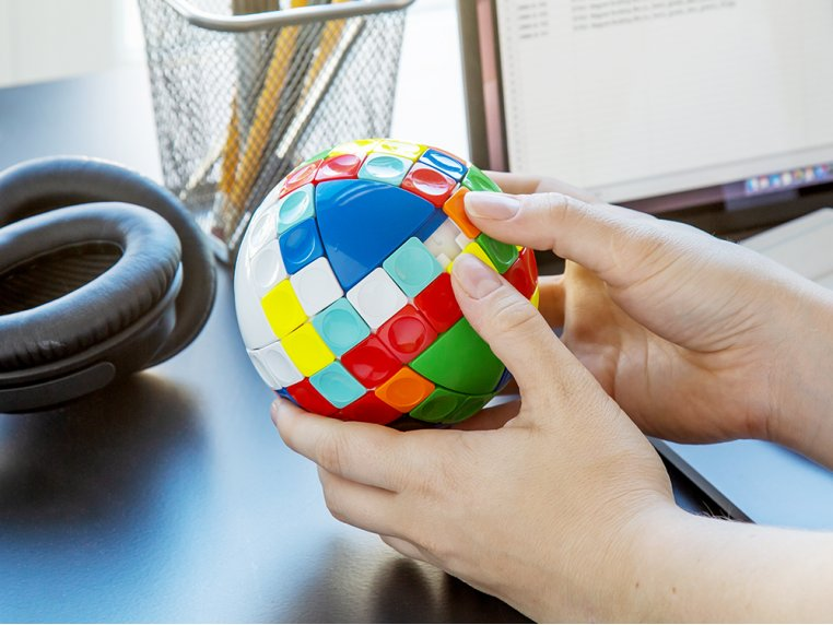 3D Puzzle Ball by V-Sphere - 3