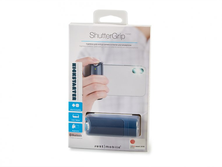Bluetooth Remote Shutter by ShutterGrip - 4