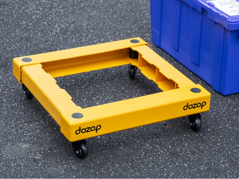 Collapsible Dolly by Dozop - 4