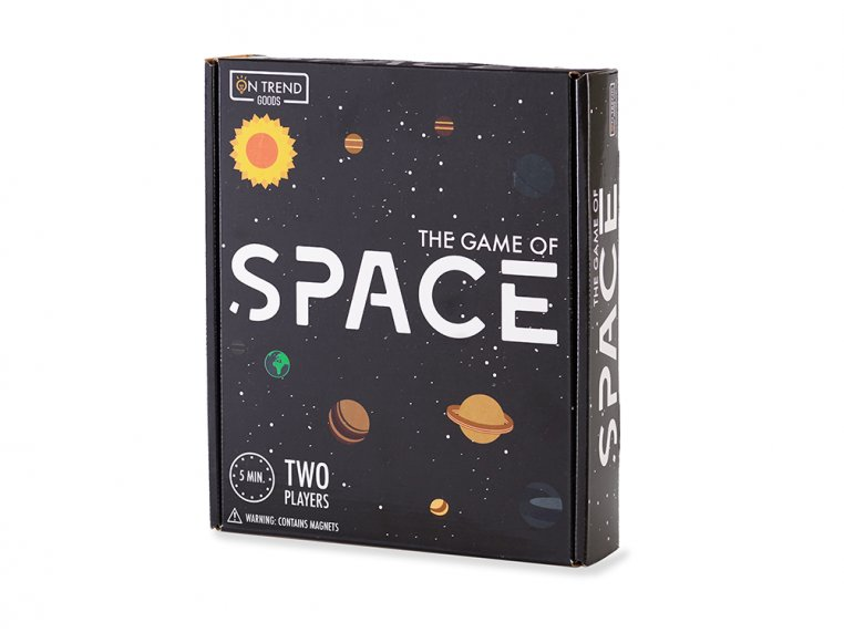 Magnet Strategy Game by The Game of SPACE - 5