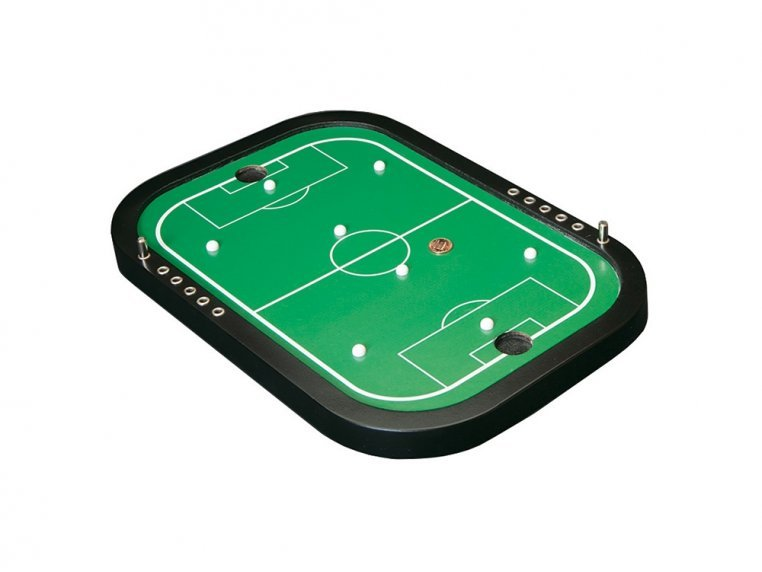 Wooden Tabletop Penny Soccer Game by Across The Board - 3