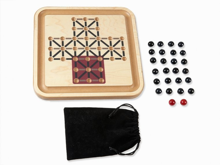 Wooden Tabletop Assault  Strategy Game by Across The Board - 3
