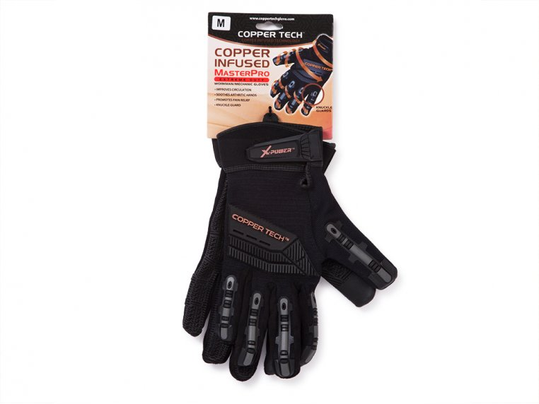 Copper Infused Work Gloves by Copper Tech - 3