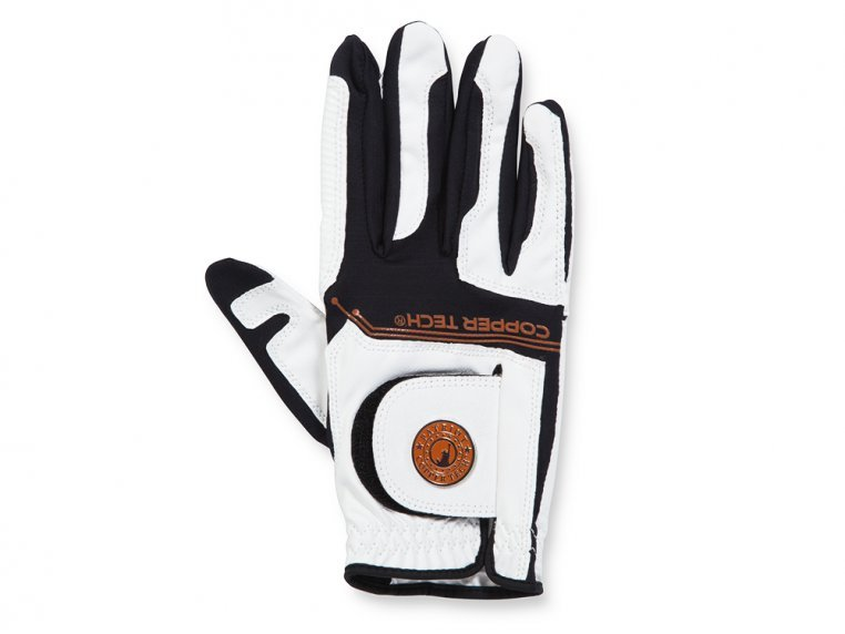 Men's Copper Infused Golf Glove by Copper Tech - 7