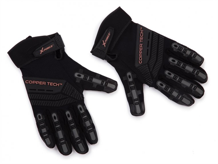 Copper Infused Work Gloves by Copper Tech - 4