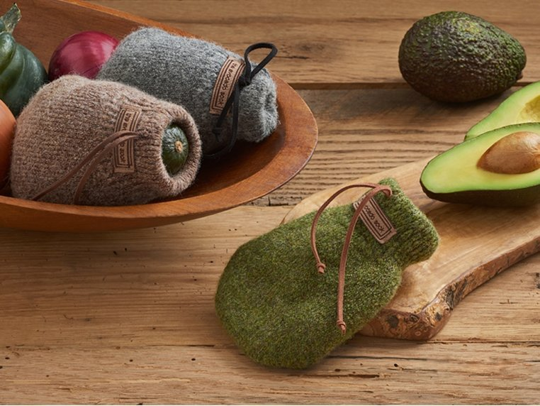 Wool Avocado Ripener by The Avocado Sock - 1