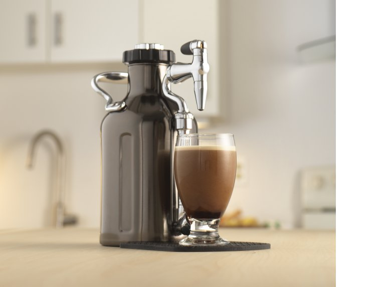 uKeg Nitro Cold Brew Maker by GrowlerWerks - 2