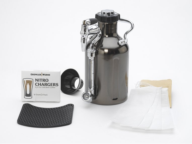 uKeg Nitro Cold Brew Maker by GrowlerWerks - 3