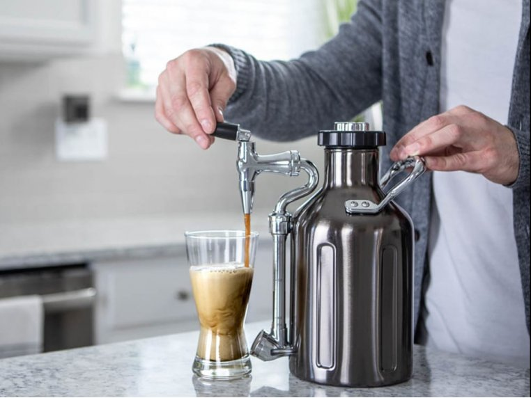 uKeg Nitro Cold Brew Maker by GrowlerWerks - 1