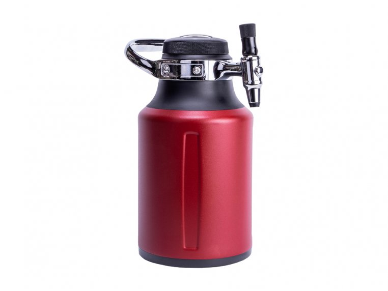 Portable Pressurized Growler by GrowlerWerks - 6