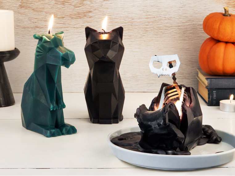 Animal Skeleton Candle by PyroPet - 2