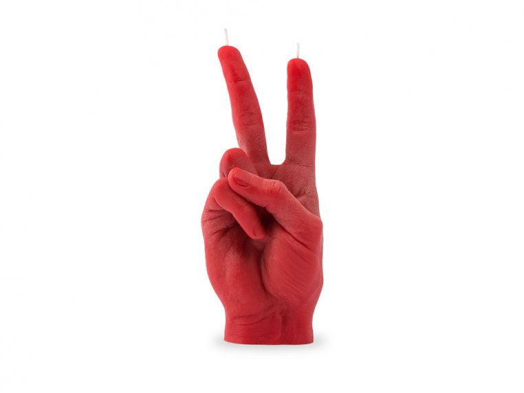 Hand Gesture Candle by 54Celsius - 9