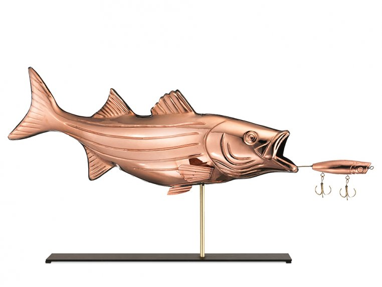 100% Copper Mantle Sculpture by Good Directions - 4