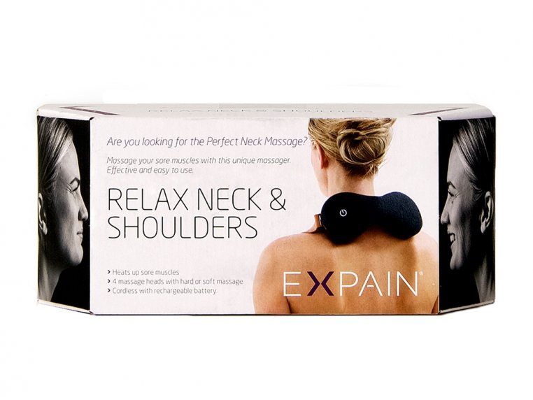 Heated Neck & Shoulder Massager by Expain - 5