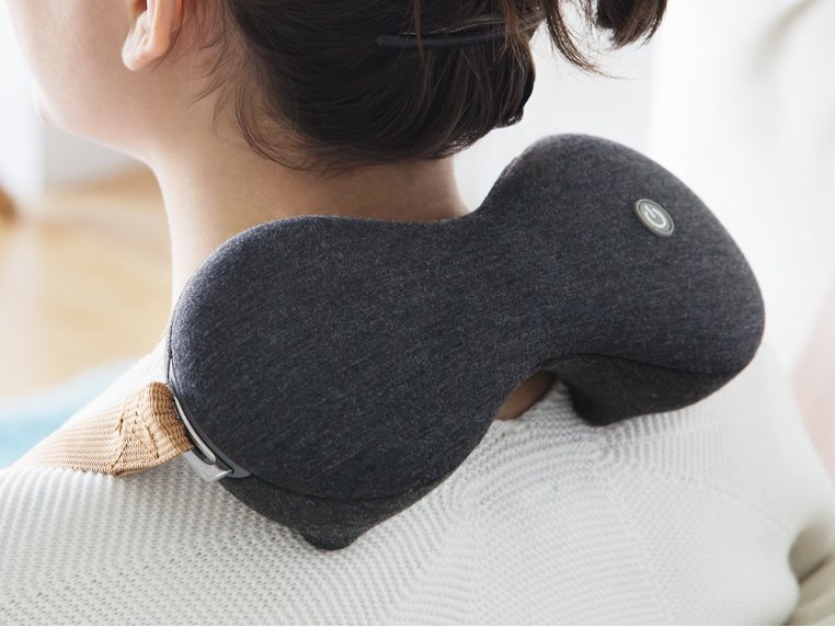 Heated Neck & Shoulder Massager by Expain - 1