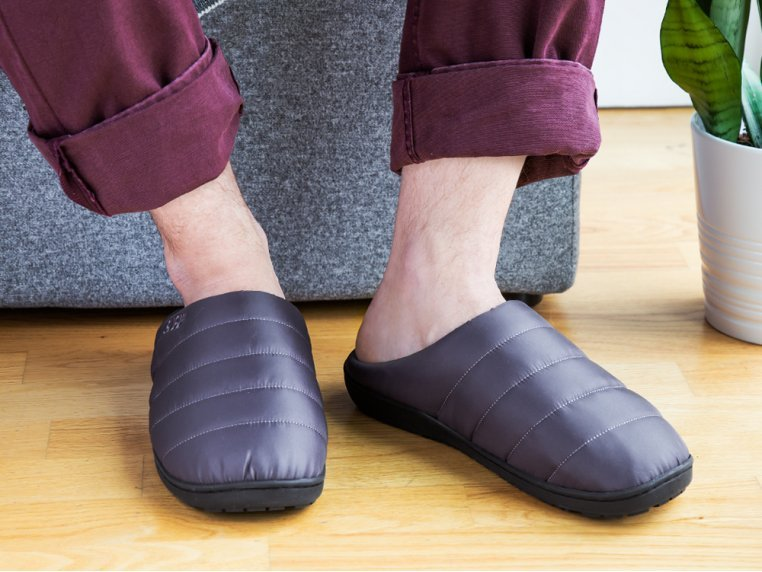 Men's Indoor Outdoor Slippers by SUBU - 1
