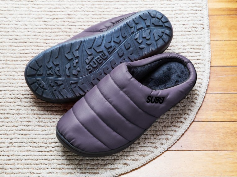 Men's Indoor Outdoor Slippers by SUBU - 2