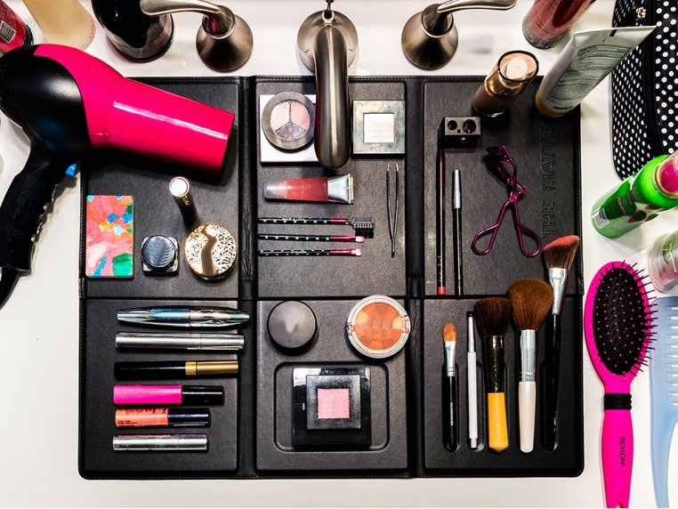 Over-The-Sink Makeup Mat by The Matte - 4