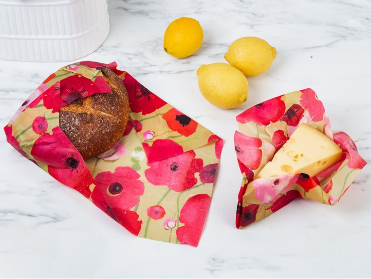 Reusable Beeswax Food Wrap by Z Wraps - 2