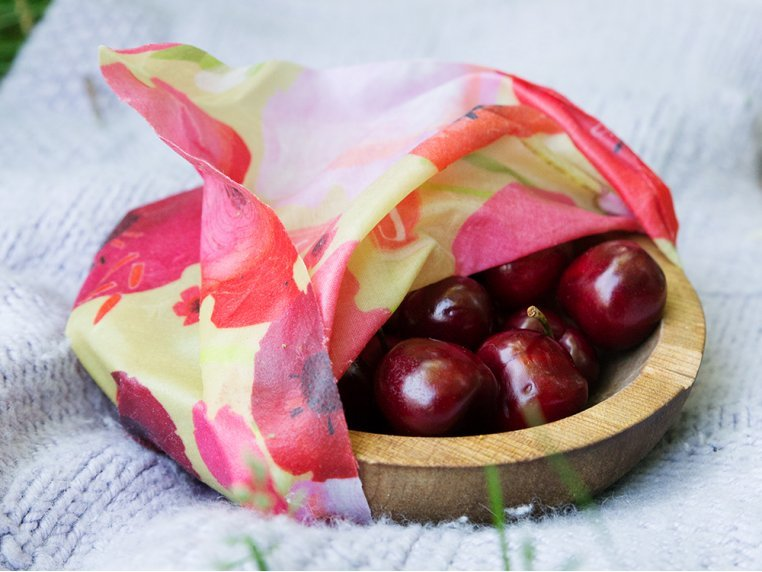 Reusable Beeswax Food Wrap by Z Wraps - 5